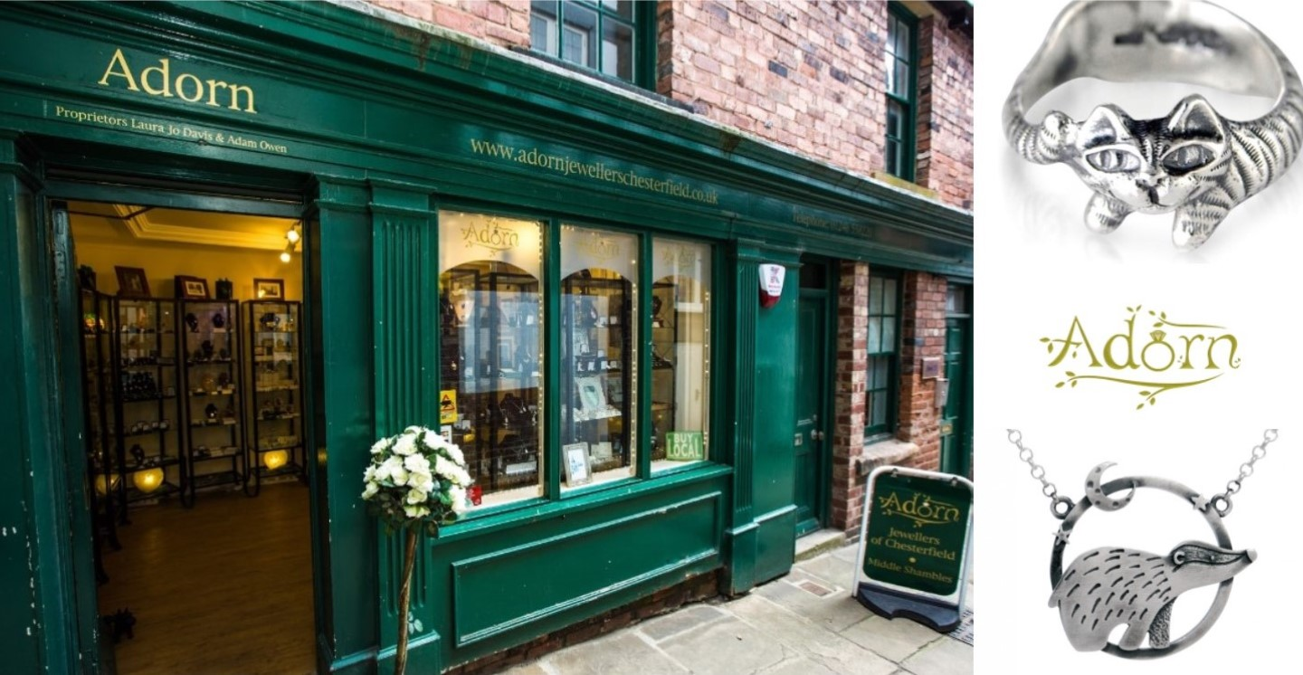Adorn Jewellers Chesterfield