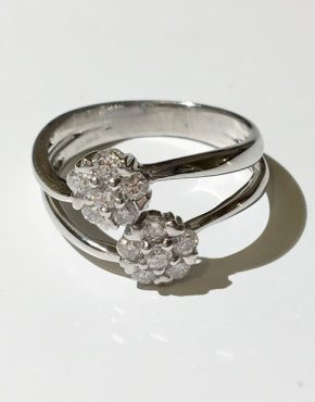Daisy Daisy Diamond Ring