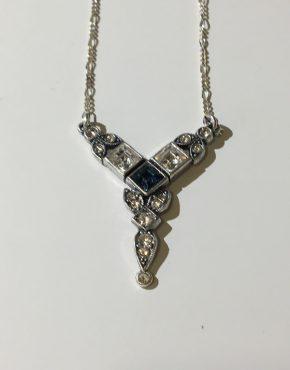 Silverscreen Necklace