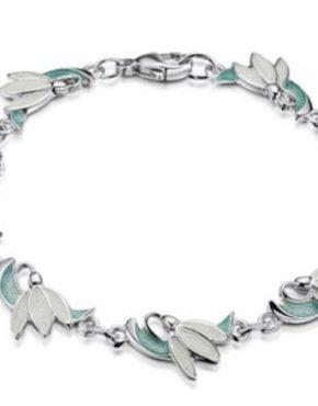 snowdrop bracelet