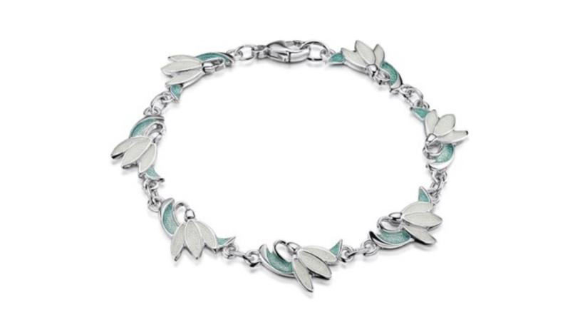01b2c8218 Snowdrop Bracelet Bracelets & Bangles, Sheila Fleet Jewellery ...