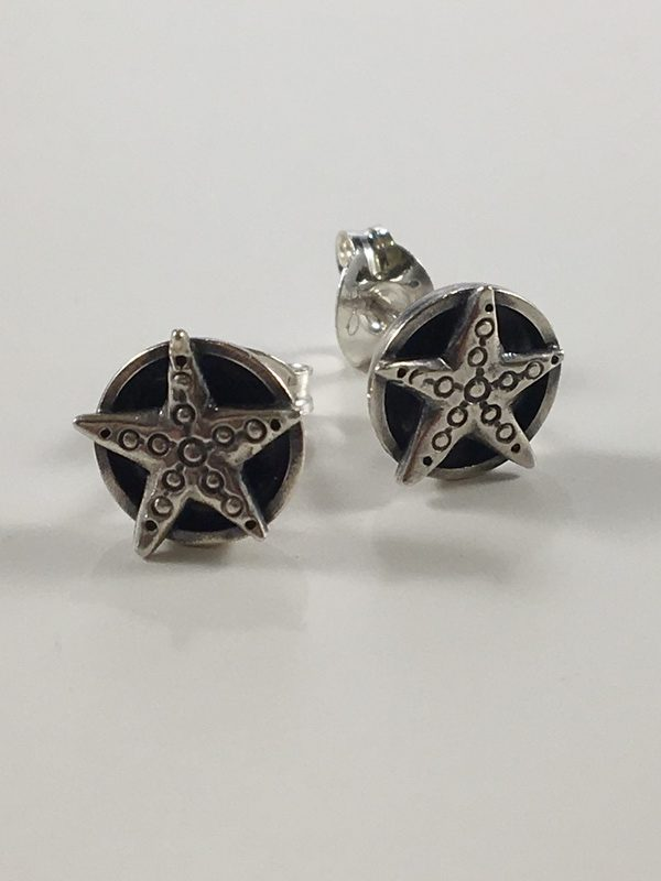 363857868 Starfish Round Earrings - Adorn Jewellers of Chesterfield