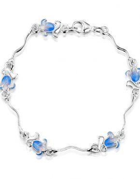 Multi Bluebell Bracelet