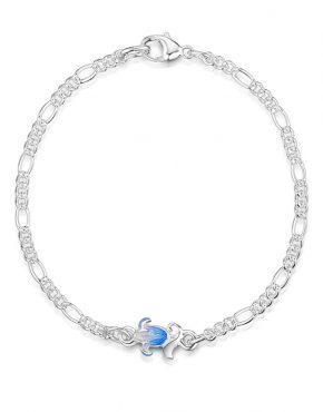 Single Bell Bluebell Bracelet